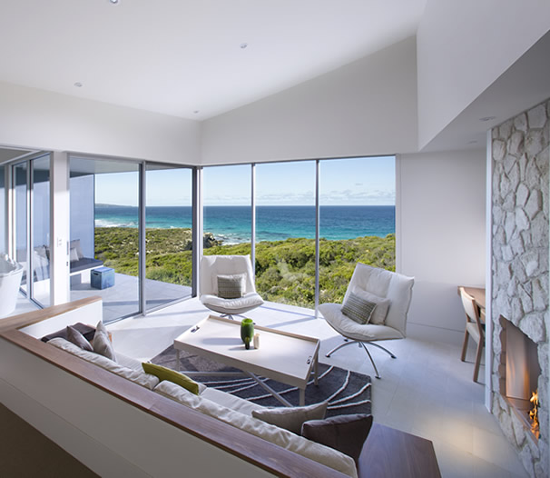 Luxury Kangaroo Island Accommodation Southern Ocean
