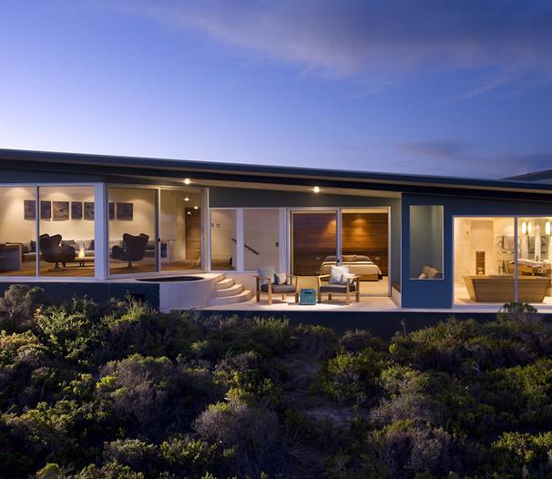 Luxury Kangaroo Island Accommodation Southern Ocean