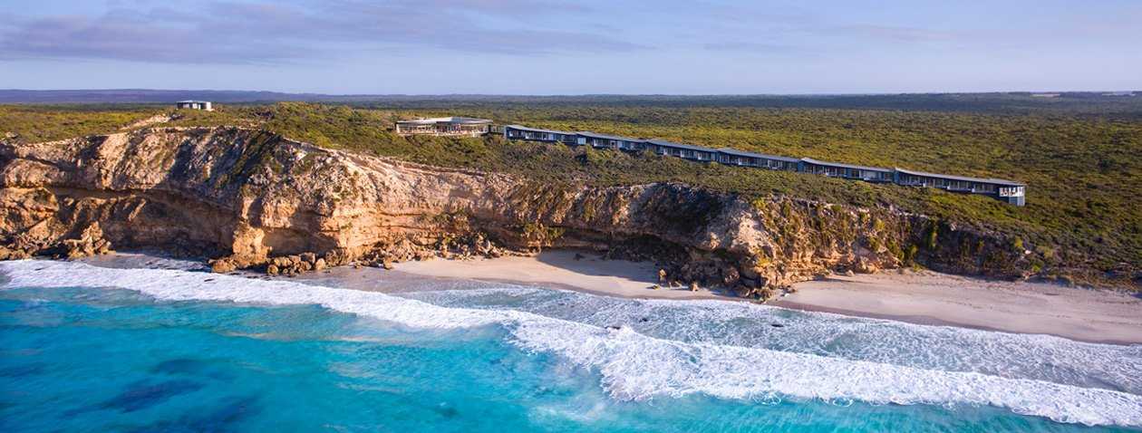 Southern Ocean Lodge is Australia's first true luxury lodge, offering a unique and exclusive travel experience on Kangaroo Island in South Australia .
