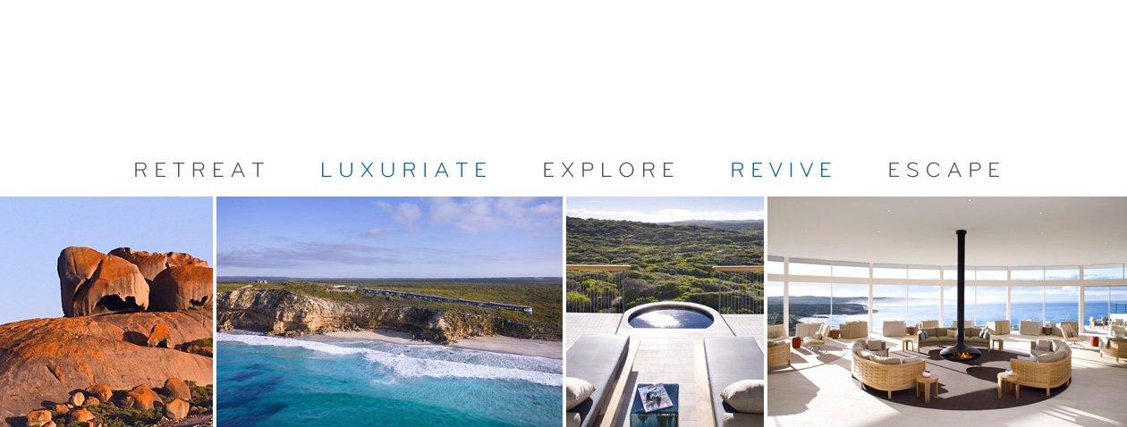 Kangaroo Island Luxury Accommodation Southern Ocean Lodge
