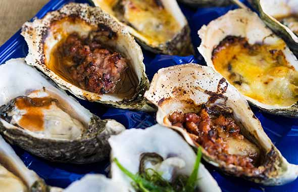 5. The Oyster Shop