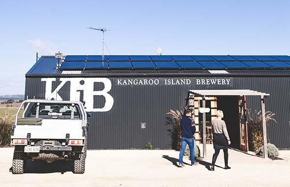 6. Kangaroo Island Brewery