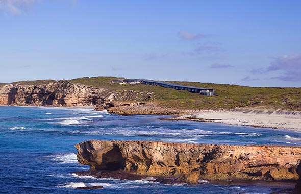 Southern Ocean Lodge to Hanson Bay Loop
