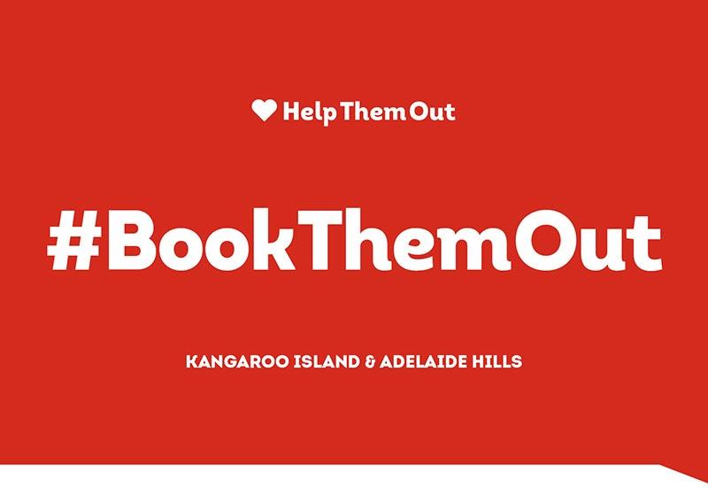 #BookThemOut